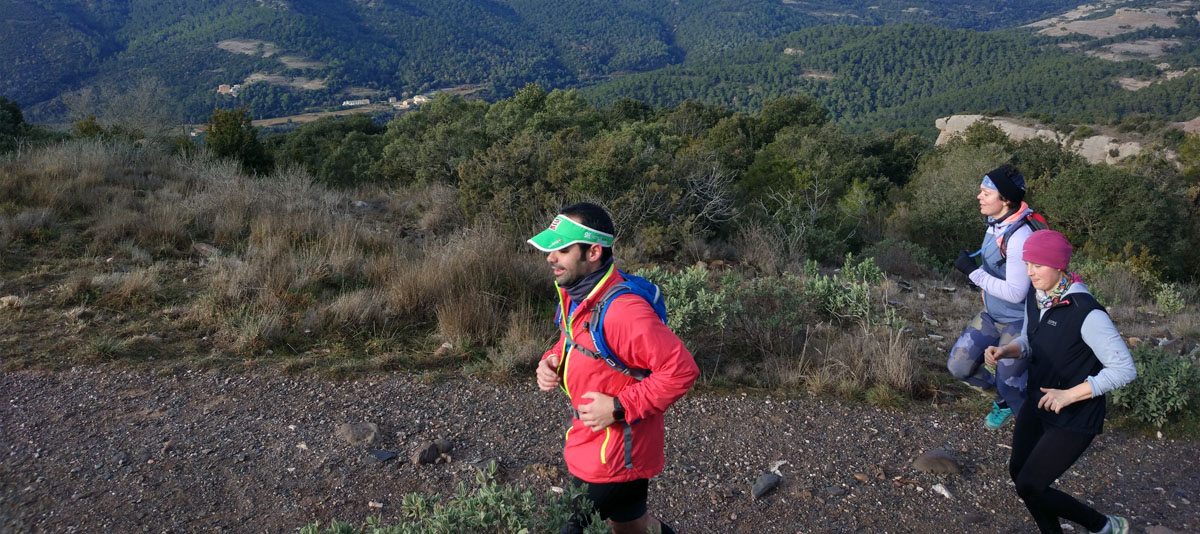 APÚNTATE A TRAIL RUNNING