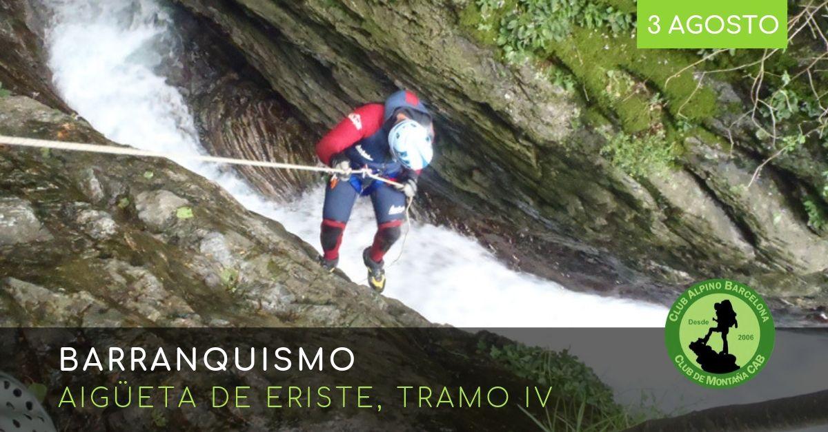 Barraquismo AIGÜETA DE ERISTE, TRAMO IV