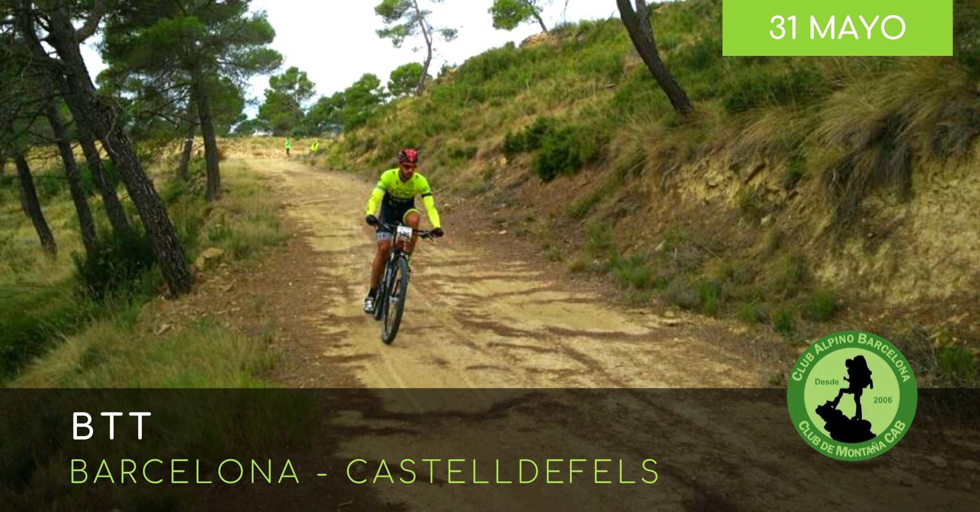 BTT Barcelona Castelldefels