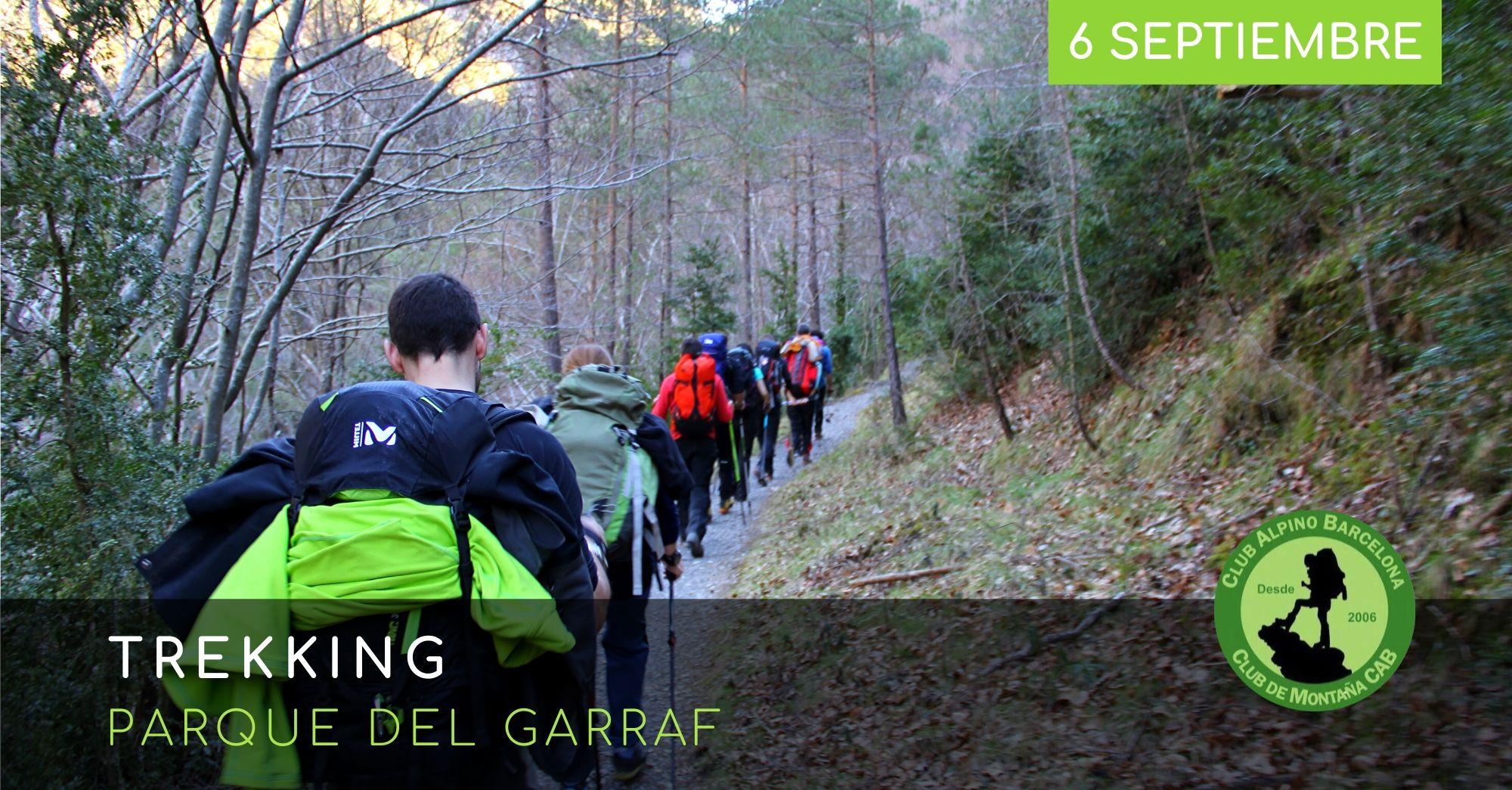 TREKKING PARC DEL GARRAF